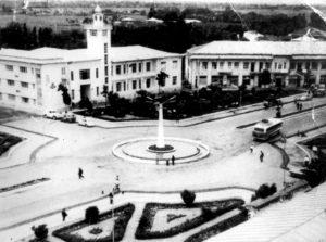 میدان شهرداری شهر رودسر در گذشته