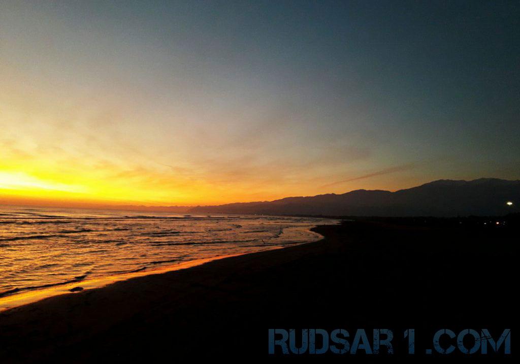 آفتاب ساحل رودسر