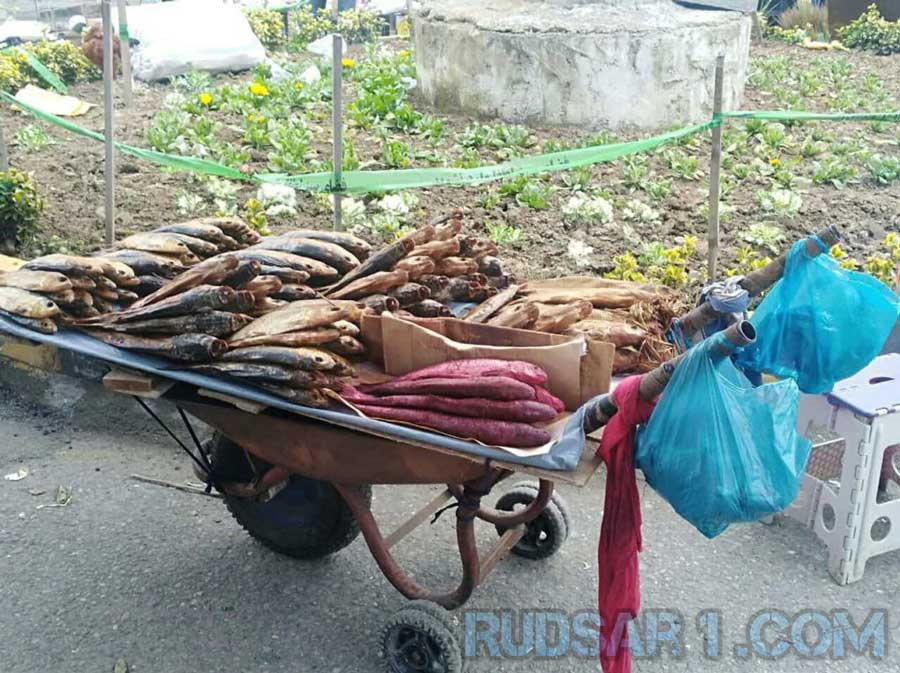 بازار هفتگی رودسر