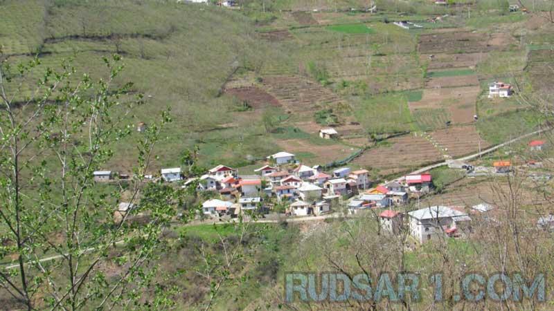 نمایی از روستاهای اشکورات