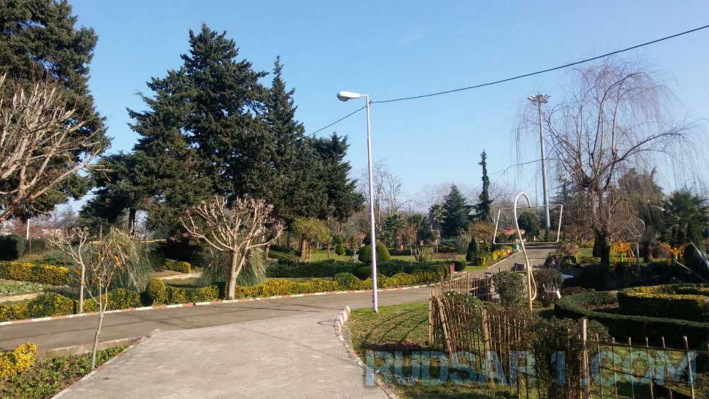 پارک ملت رودسر