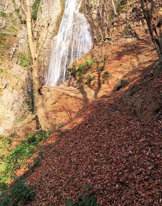 آبشار میلاش اشکورات