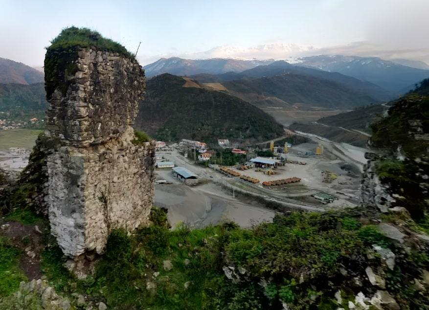 قلعه تول لات رحیم آباد