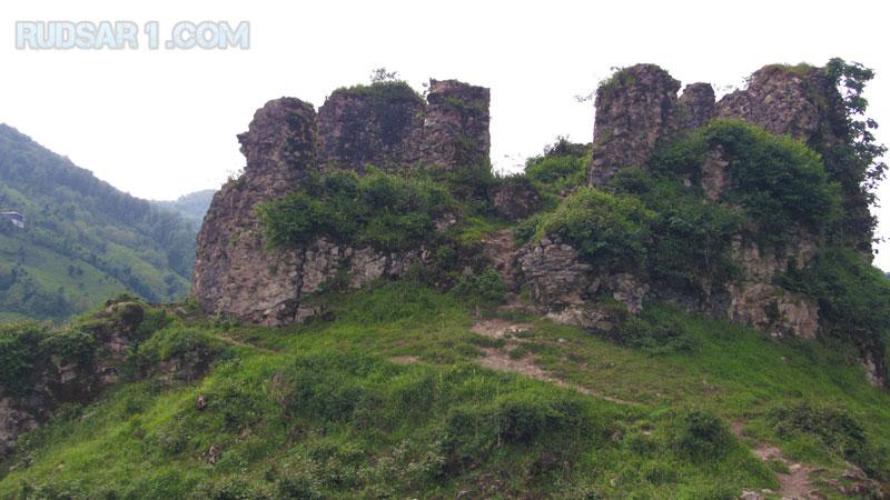 قلعه قدیمی رحیم آباد