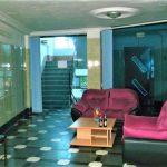 ورودی هتل کاسپین چابکسر